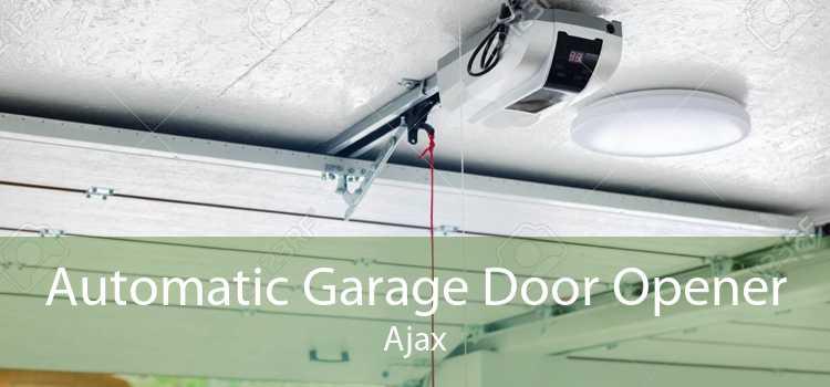 Automatic Garage Door Opener Ajax
