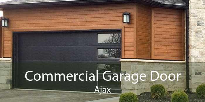 Commercial Garage Door Ajax