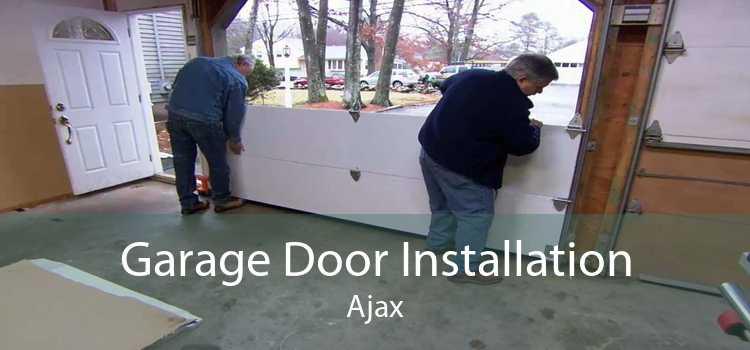 Garage Door Installation Ajax