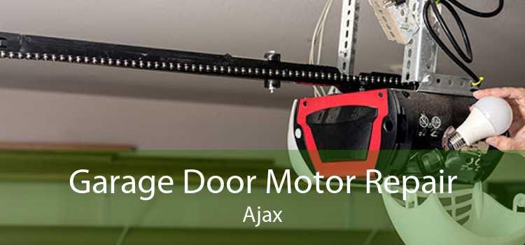 Garage Door Motor Repair Ajax