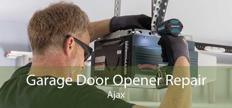 Garage Door Opener Repair Ajax