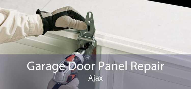Garage Door Panel Repair Ajax
