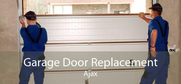 Garage Door Replacement Ajax