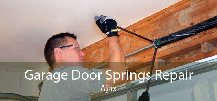 Garage Door Springs Repair Ajax
