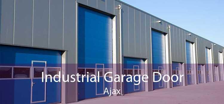 Industrial Garage Door Ajax
