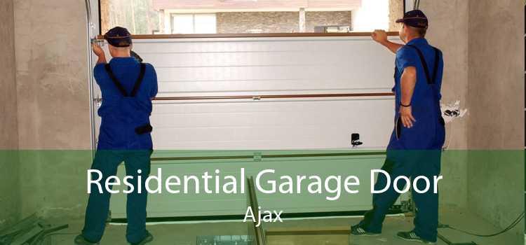 Residential Garage Door Ajax