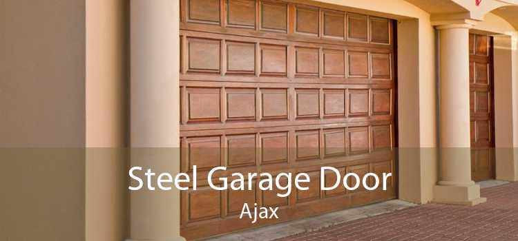 Steel Garage Door Ajax